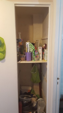 Free-for-all pantry